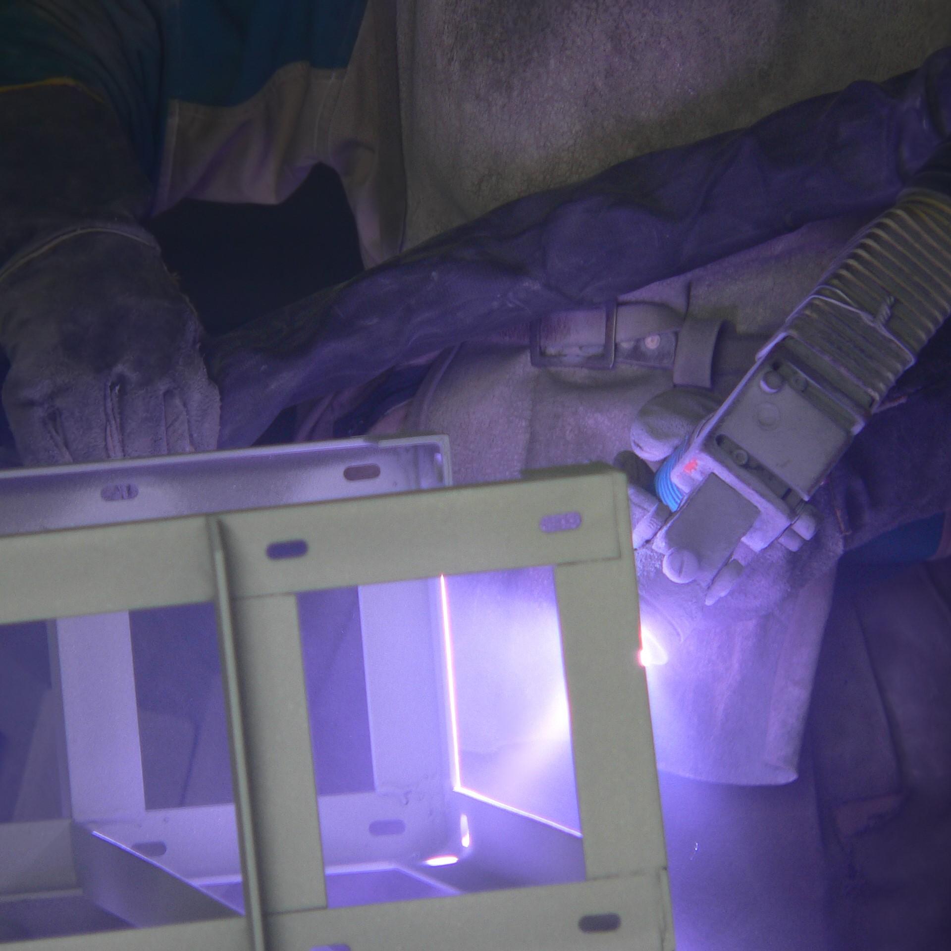 Usisavanje prašine iz metalizacije proizvoda