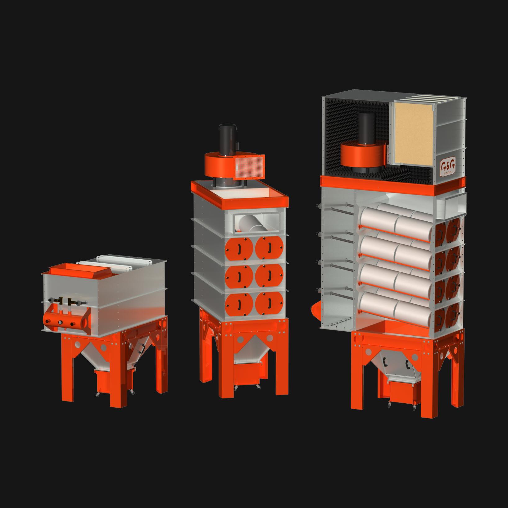 Cartridge filtri