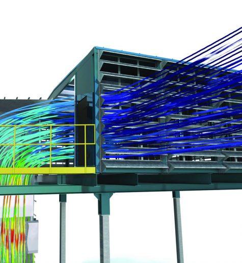 CFD optimizacija sustava za usisavanje
