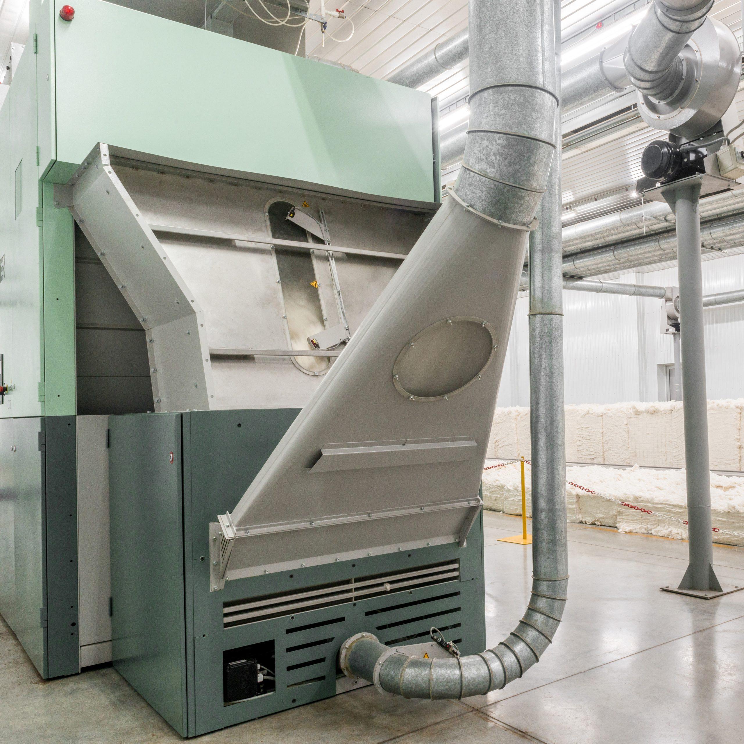 Usisavanje tekstilne prašine